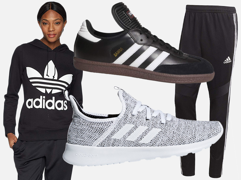 Adidas on Amazon.