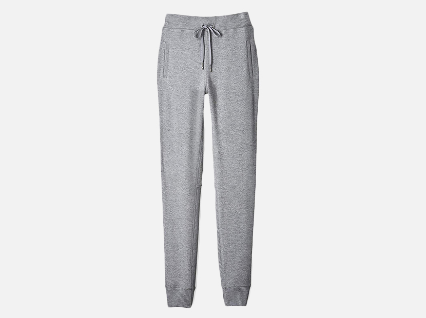 Alala Women's Wander Sweatpant, Grey.
