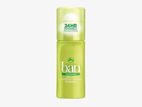 Ban Original Roll On Antiperspirant.