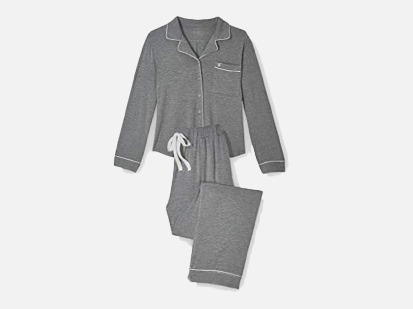 Cozy Earth Stretch-Knit Bamboo Pajama Set.