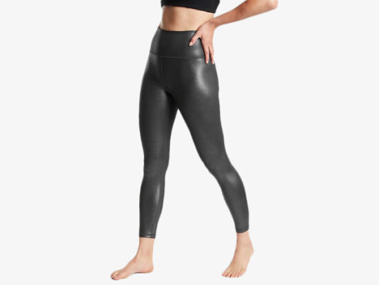 Elation Ultra High Rise Shimmer Tight In Powervita.