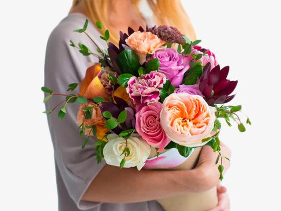 Enjoy Flowers Beautiful Bouquet.
