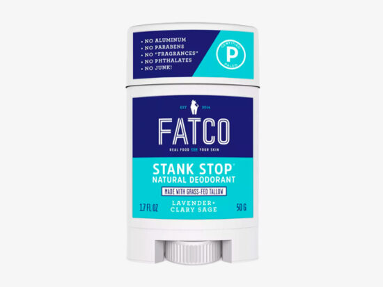 FATCO Lavender   Clary Sage Stank Stop Natural Deodorant.