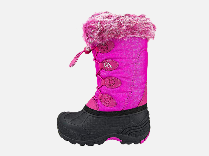 ICEFACE Kids Winter Snow Boots.