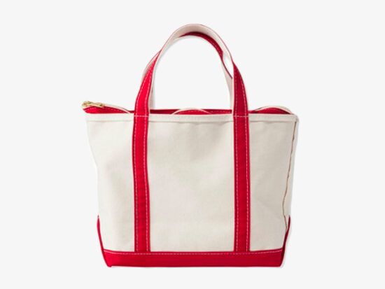 L.L. Bean Boat and Tote, Zip-Top.
