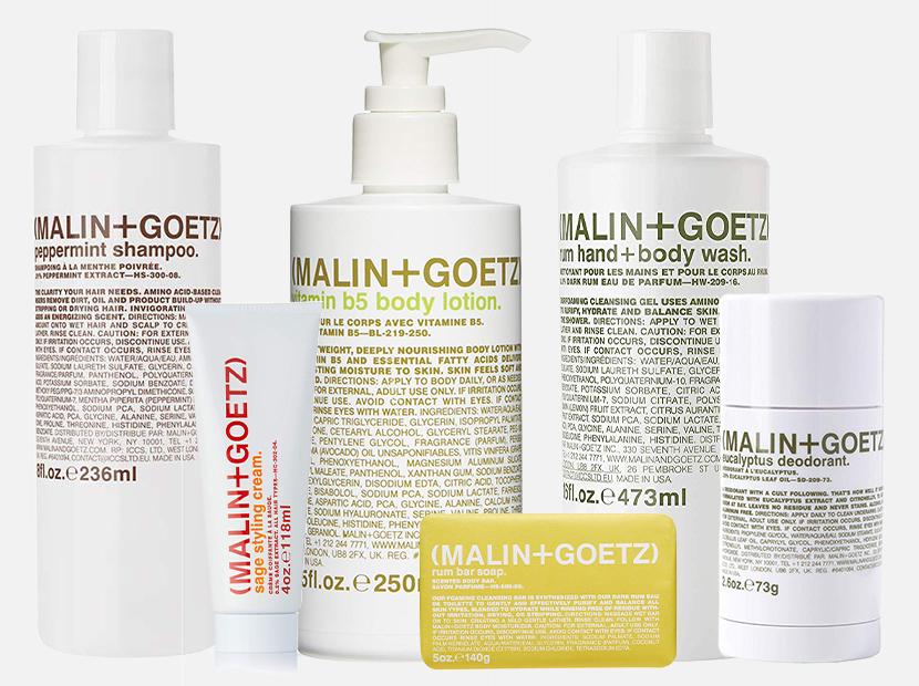Malin + Goetz on Amazon.
