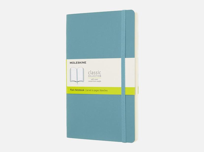 Moleskine Classic Notebook, Soft Cover.