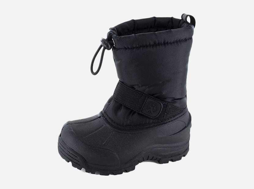 Northside Boys Girls Toddler/Little Kids/Big Kids Frosty Winter Snow Boot.