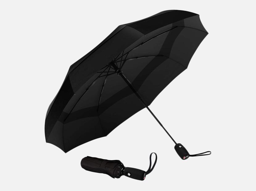 Repel Windproof Travel Umbrella.