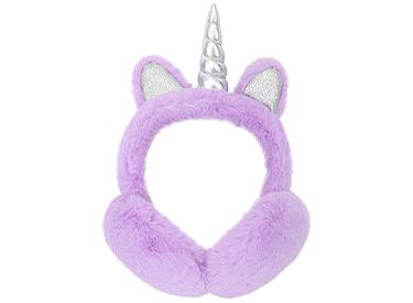 Simplicity Kid's Soft Plush Foldable Ear Warmers.