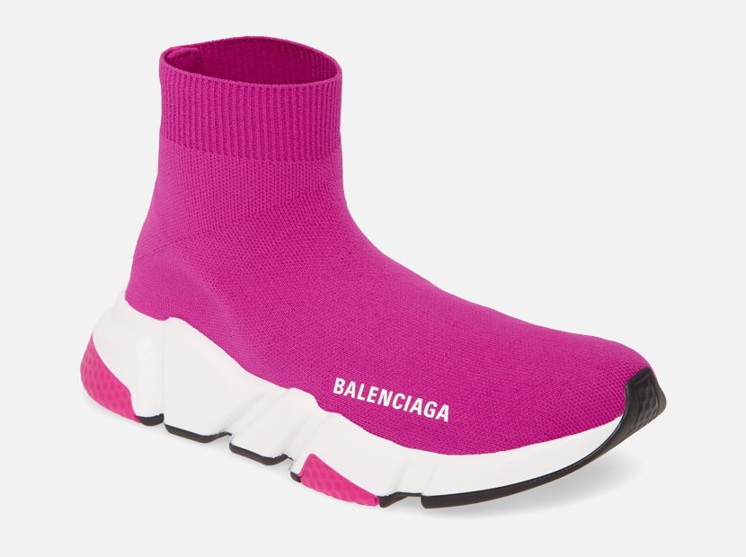 Speed Knit Sneaker BALENCIAGA.