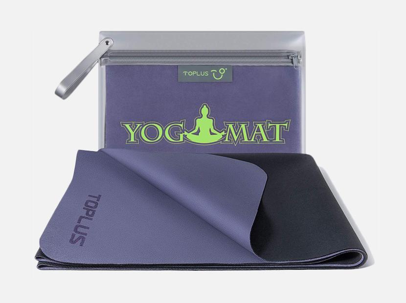 TOPLUS Travel Yoga Mat.