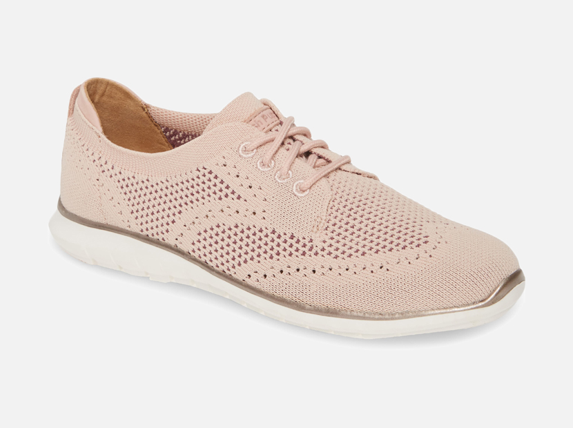 Tricia Wingtip Knit Sneaker HUSH PUPPIES.