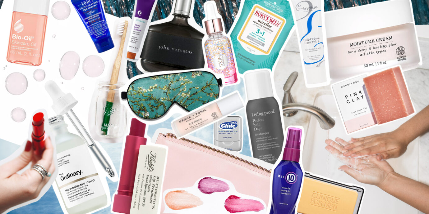 Very Best Toiletries and Beauty Items, According to Travel Editors.