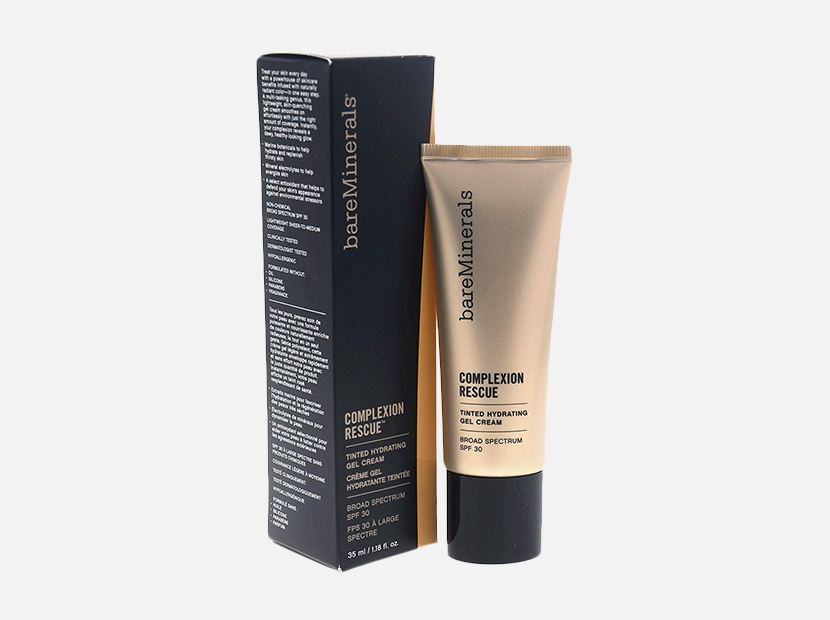 bareMinerals Complexion Rescue Tinted Hydrating Gel Cream.