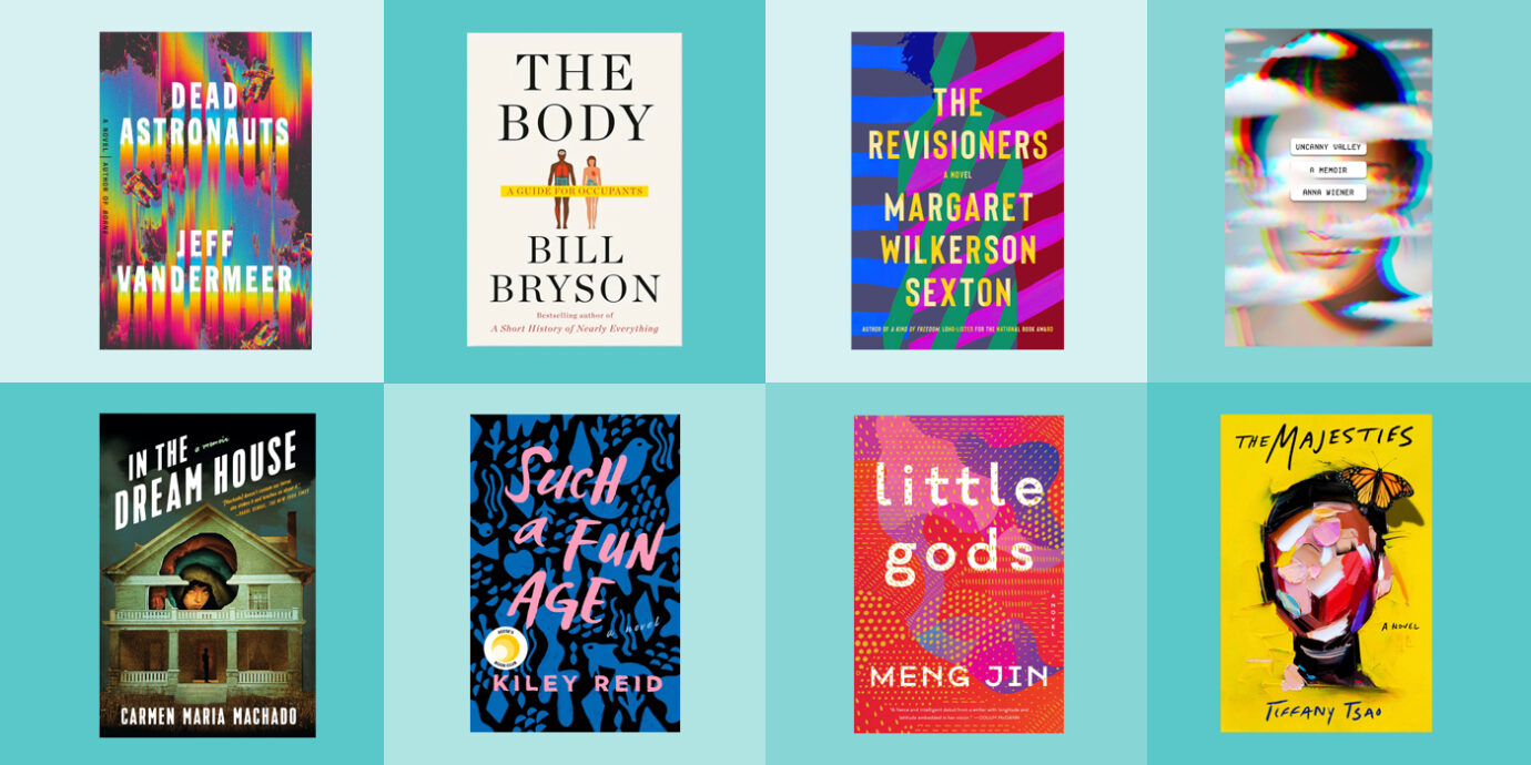 Best New Books to Read.