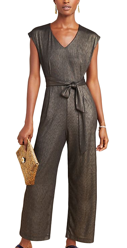 Pandita Metallic Jumpsuit.