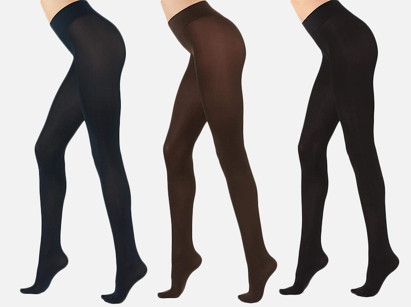 Calzedonia Womens 100 Denier Total Comfort Soft Touch Tights.