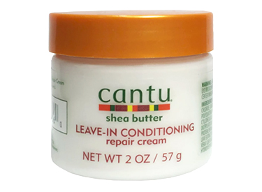 Cantu Shea Butter Leave In Conditioning Repair Cream -Travel Size.