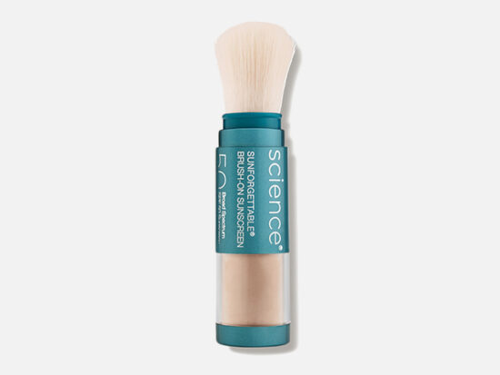Colorescience Sunforgettable® Total Protection™ Brush-On Shield SPF 50.
