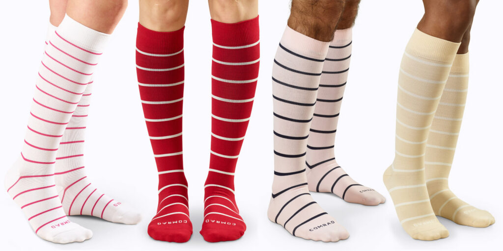 Comrad Companion Compression Socks.