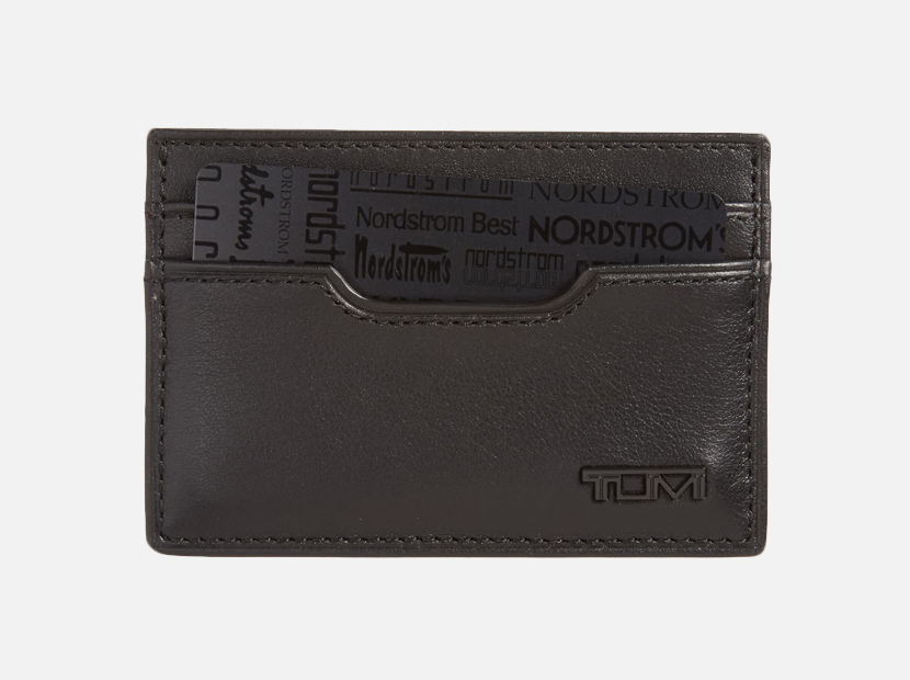 Delta - ID Lock™ Shielded Slim Card Case & ID Wallet TUMI.