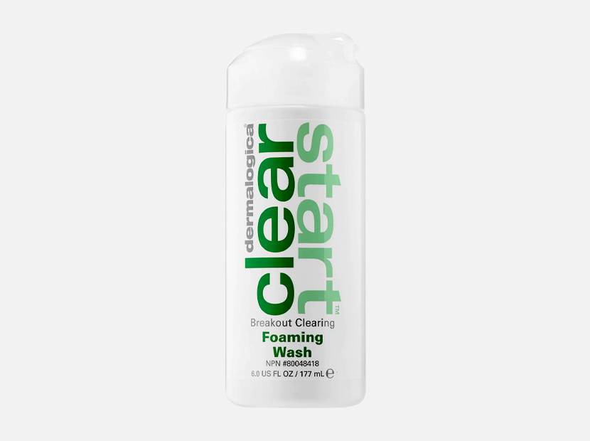 Dermalogica Breakout Clearing Foaming Wash.