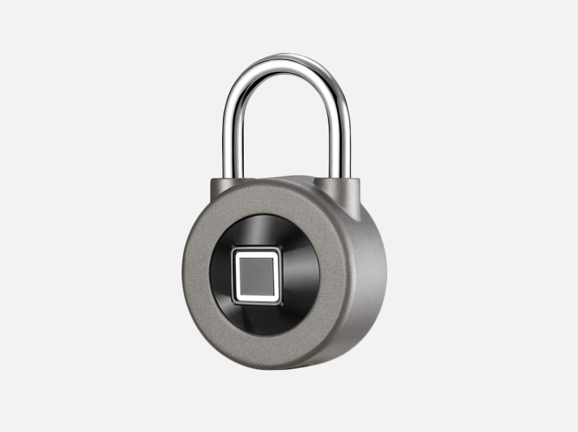 Fingerprint Lock Padlock.