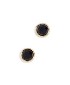 Gorjana Power Gemstone Stud Earrings .