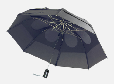 GustBuster Metro 43-Inch Automatic Umbrella.