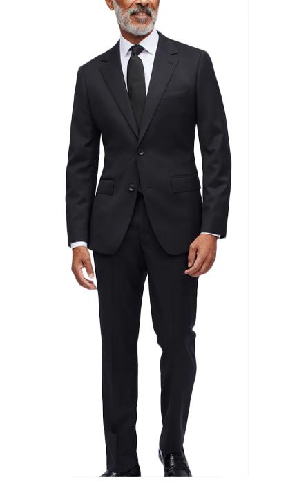 Jetsetter Stretch Wool Suit.