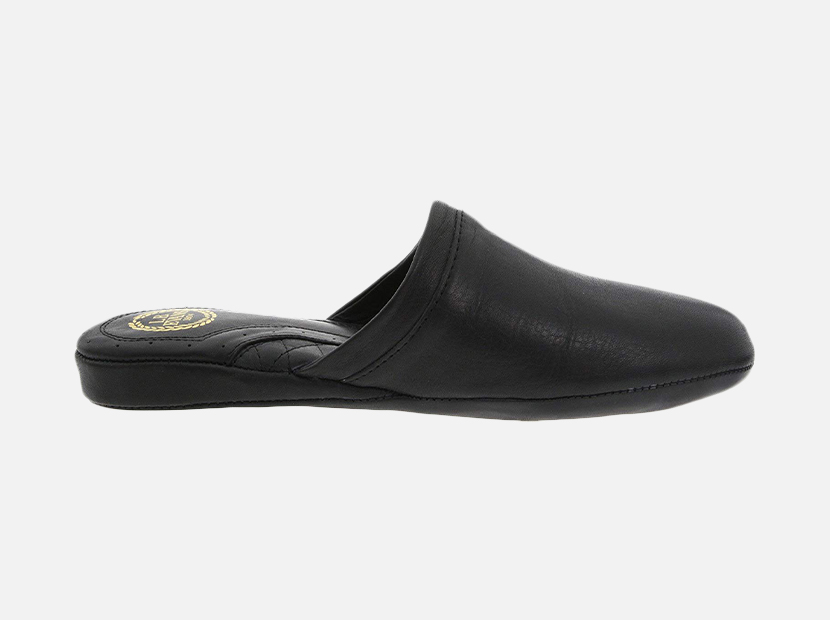 L.B. Evans Men's Aristocrat Scuff Slipper.