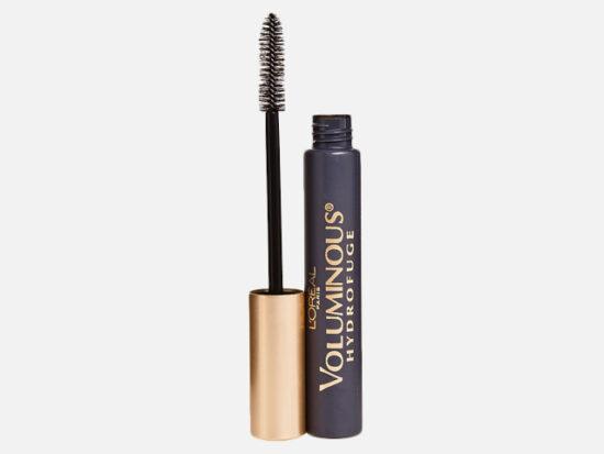 L'Oréal  Voluminous Volume Building Waterproof Mascara.