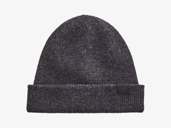 Mack Weldon Tech Cashmere Hat.
