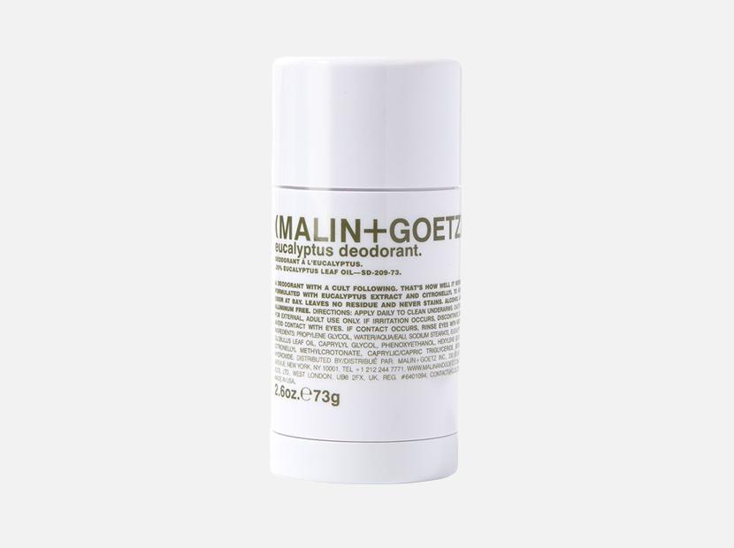 Malin + Goetz Deodorant, Eucalyptus.