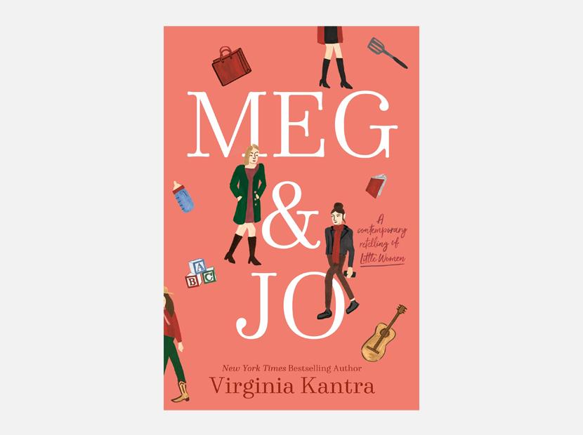 Meg and Jo Paperback.