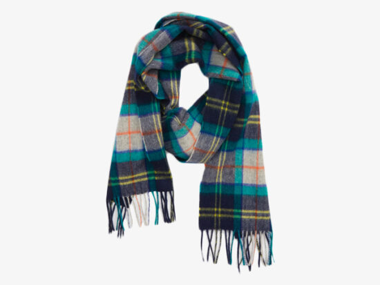 Merino Wool & Cashmere Scarf BARBOUR.
