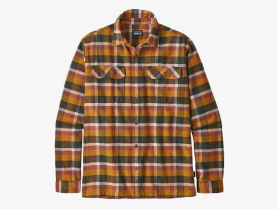 Patagonia Fjord Flannel Shirt - Men's.