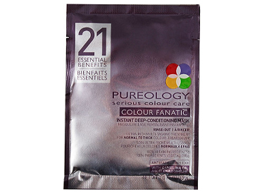 Pureology Travel Size Colour Fanatic Instant Deep-Conditioning Hair Mask.