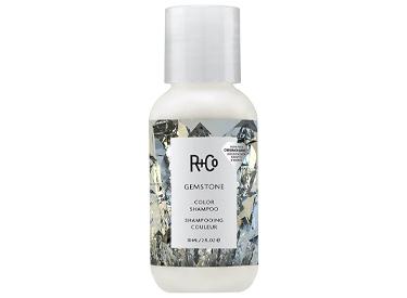 R+Co Gemstone Color Shampoo.