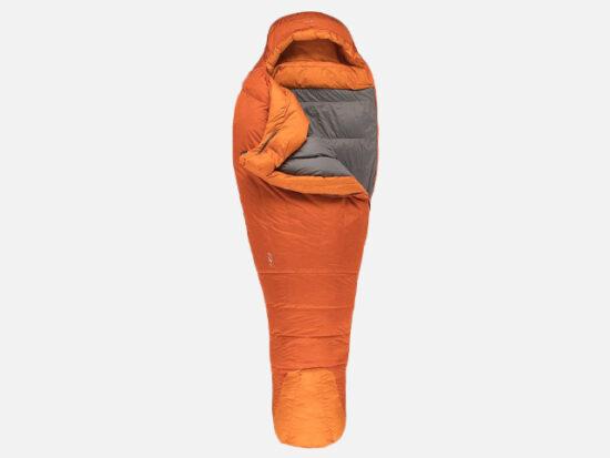 Rab Andes 800 Sleeping Bag: -8F Down.