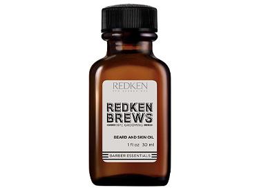 Redken Brews Beard and Skin Oil.