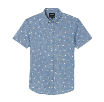 Riviera Short Sleeve Shirt.