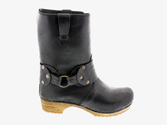 Sanita Mohawk Wood Vintage Leather Boot.