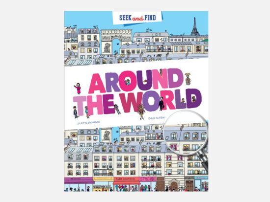 Seek & Find - Around the World.
