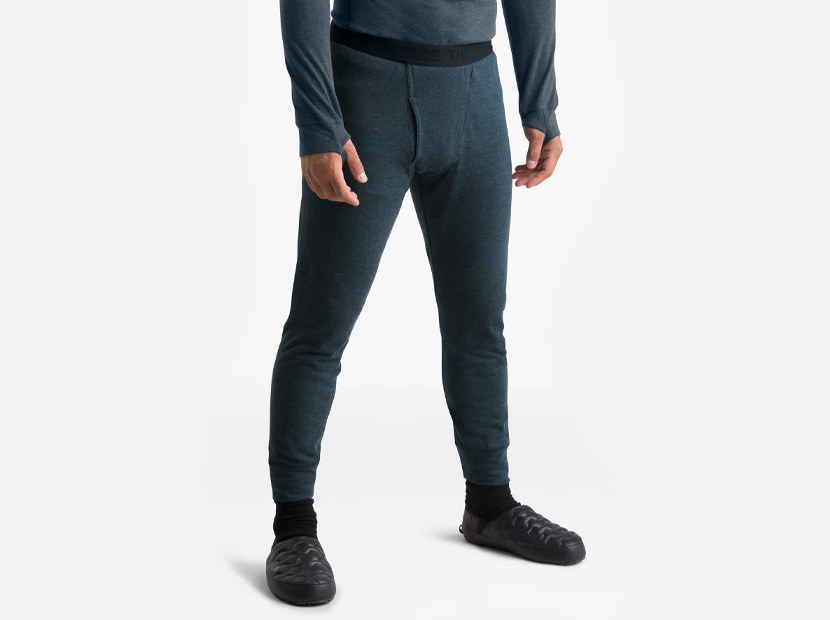 The North Face MEN'S WARM WOOL BLEND BOOT TIGHTS.