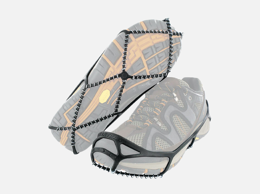 Yaktrax Walk Traction Cleats.