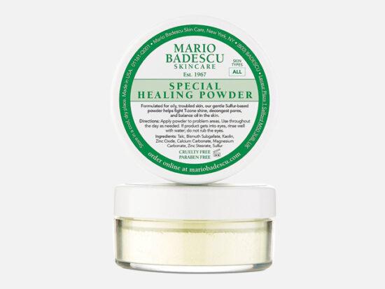 mario badescu special healing powder.