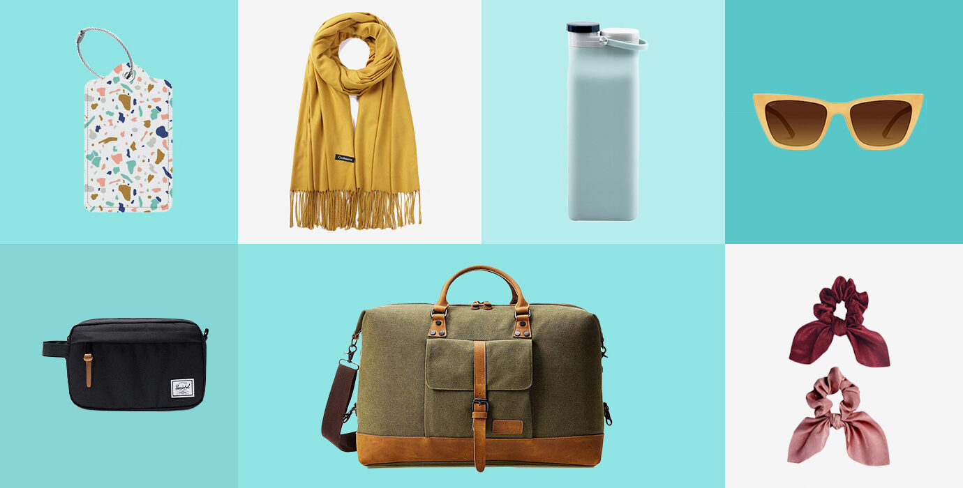 14 Cheap Amazon Travel Items That Look Expensive.