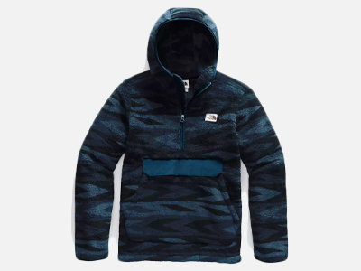 MEN'S CAMPSHIRE PULLOVER HOODIE.